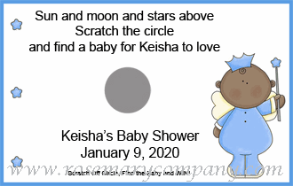 Blue Star Baby