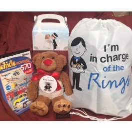 Bag O' Fun - Ring Bearer Gift (Rosemary Exclusive!)