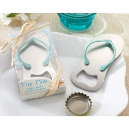 """Pop the Top"" Flip-Flop Bottle Opener"