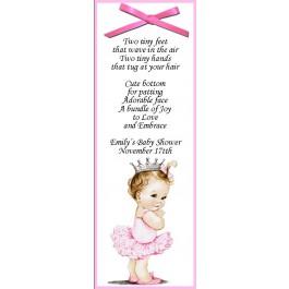 Little Princess Bookmark