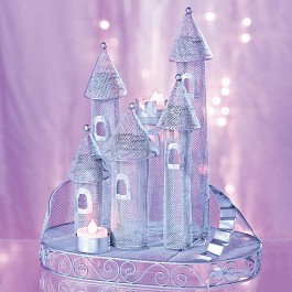 Fairytale Castle Centerpiece