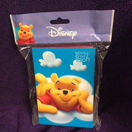 Pooh Notepads (Set of Six)