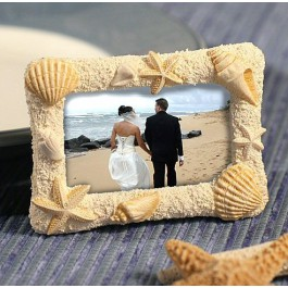 Beach Theme Photo Frame Favors
