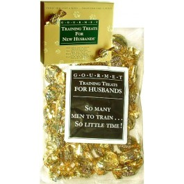 Training Treats for New Husbands
