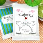 Personalized Bridal Margarita Mix