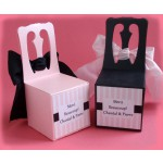 Parisian Chair Favor Box