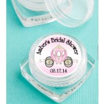 Personalized Cinderella Coach Design Lip Balm (Set of 12)