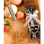 Heart Whisk Bridal Shower Favor