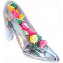 Cinderella Slipper Fillable Favor (Set of 12)