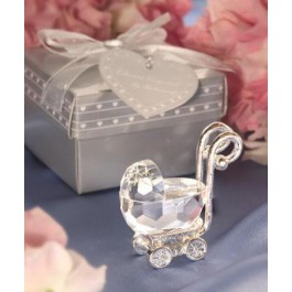 Choice Crystal Baby Carriage