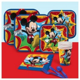 Mickey Fun & Friends Basic Party Pack