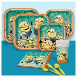 Minions Basic Party Pack