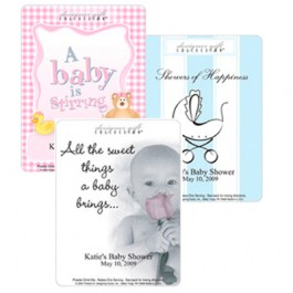 Personalized Baby Shower Cappuccino Mix Favors