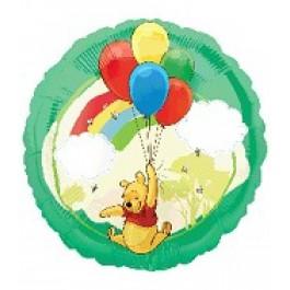 "18"" Winnie The Pooh Bunch Of Balloons (Mylar Balloon)"