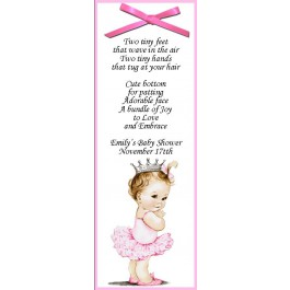 Little Princess Bookmark