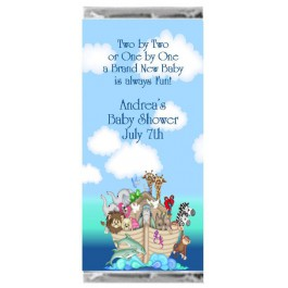 Noah's Ark Candy Wrapper