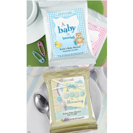 Personalized Baby Shower Coffee Favor