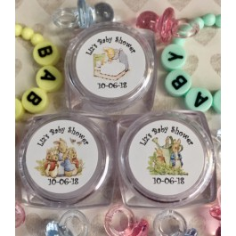 Personalized Peter Rabbit Lip Balm 3 Designs (Set of 12)