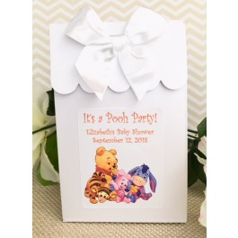 Classic or Baby Pooh & Friends Personalized Candy Bag