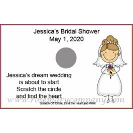 Stick Figure Bride