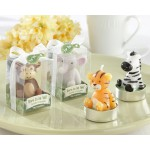 &quot;Born to be Wild&quot; Animal Candles (Set of 4, Assorted)