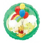 "18"" Winnie The Pooh Bunch Of Balloons (Mylar Balloon)"
