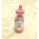 Little Princess Fillable Baby Bottle Baby Shower Favors