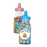 Winnie The Pooh Fillable Bottles Baby Shower Favors (Pink or Blue)