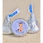 Personalized Little Prince  Hershey Kisses Label Caucasian or African American (Set of 105 labels)