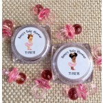 Personalized Vintage Little Princess Lip Balm Caucasian or African American(Set of 12)