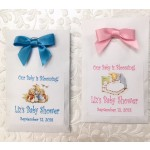 Personalized Peter Rabbit Flower Seeds (Pink or Blue)