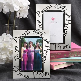 Two Tone Gold or Silver Prom Frame
