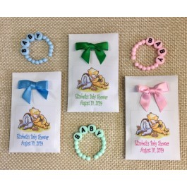 Personalized Classic Pooh Flower Seeds (3 Colors)