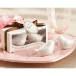 Two Love Birds Salt and Pepper Shakers