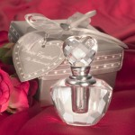 Vintage-Design Crystal Perfume Bottle