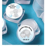 Personalized Baby Elephant Lip Balm (Set of 12)