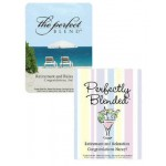 Personalized Retirement Margarita Mix
