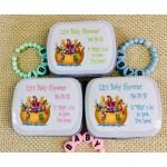 Noah's Ark Personalized Mint Tins (Set of 12) (3 Colors)