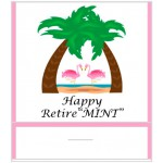 Retirement Mint Favors