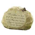 Bereavement Stone Sympathy Gift