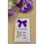 Personalized Memorial Wildflower Seed Packets