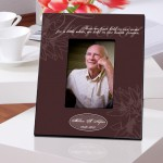"Personalized ""Forever"" Memorial Picture Frame (For Pets Or People)"