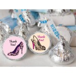 Love Those Shoes!  Hershey Kiss  Labels (Sheet of 105)