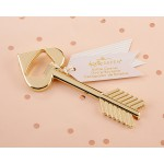 CUPID'S ARROW GOLD BOTTLE OPENER