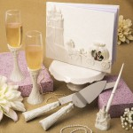 FAIRYTALE DESIGN / CINDERELLA THEMED WEDDING ACCESSORY SET