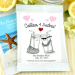 Personalized Lemonade Mix Favors - Engagement, Bridal Showers, & Weddings