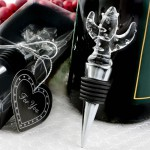 CHOICE CRYSTAL CACTUS DESIGN BOTTLE STOPPER (ID: 4123)