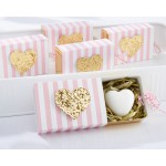"""Heart Of Gold"" Scented Heart Soap"