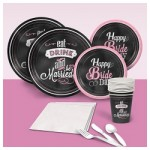 Happy Bride Day Basic Party Pack