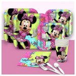 Minnie Bows Basic Party Pack